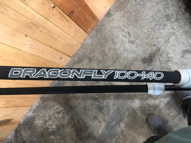 DRAGON FLY 100-140 (USED)
