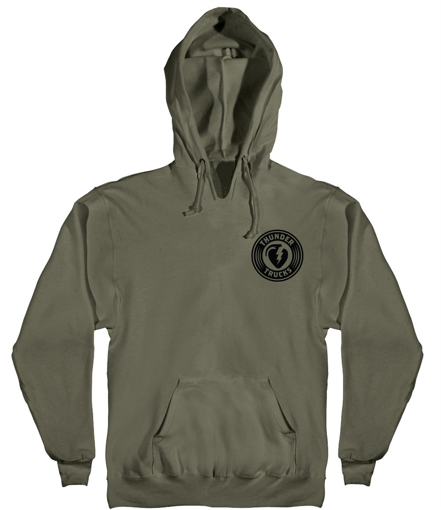 CHARGED GRENADE PULLOVER HOODED SWEATSHI