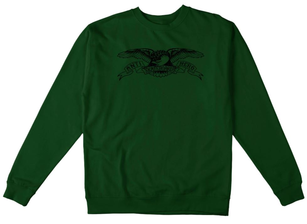 BASIC EAGLE PULLOVER CREW